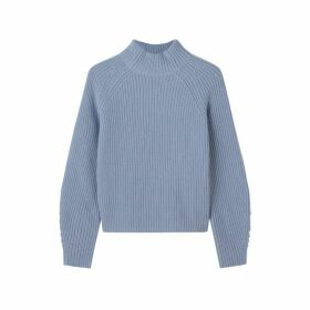 Jigsaw Fishermans Rib Turtle Neck Jpr