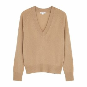 Equipment Camel Cashmere Jumper