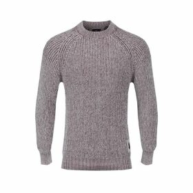Luke 1977 Plated Knitted Jumper