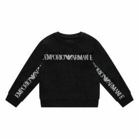 Emporio Armani Pull On Sweatshirt