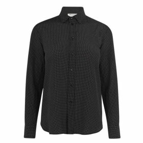 Saint Laurent Long Sleeve Shirt