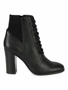 Jackie Lace Up Ankle Boots