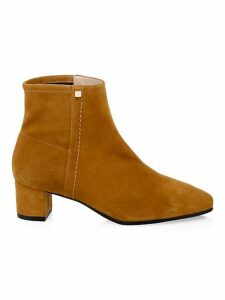 Solo Suede Ankle Boots