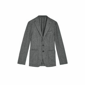 Jigsaw Davenport Lambswool Jacket