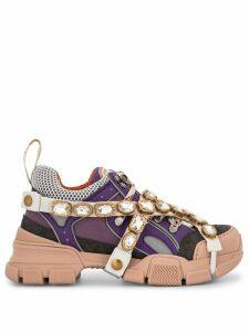 Gucci Flashtrek chunky sneakers - 5390 New Lav/Lo