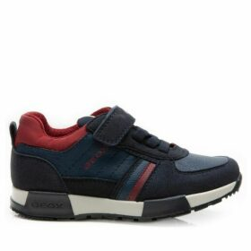 Geox Alfier Trainers Red 32 - 38