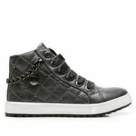 Step2wo Merry - High Top Grey 30 - 35