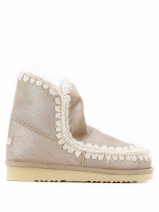 Mou Eskimo 18 ankle boots - Grey