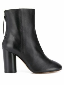 Isabel Marant chunky heel boots - Black