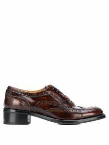 Church's brogue shoes - Brown