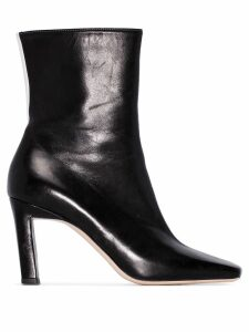 Wandler Isa ankle boots - Black
