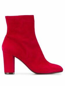 L'Autre Chose ankle boots - Red
