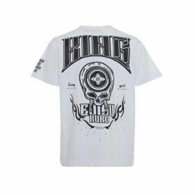 Evisu King Hannya Print T-shirt