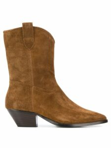 Ash Foxy boots - Brown