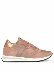 Philippe Model side logo sneakers - Pink