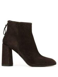 Premiata zipped ankle boots - Brown