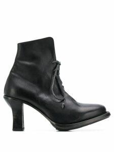 Cherevichkiotvichki lace-up ankle boots - Black