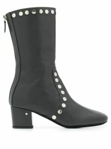 Laurence Dacade studded mid-calf boots - Grey