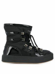 Chiara Ferragni lace-up ankle boots - Black