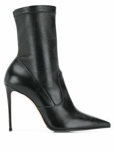 Le Silla Eva ankle boots - Black