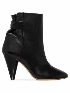 Isabel Marant Lystal ankle boots - Black