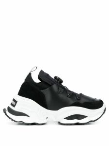 Dsquared2 chunky sole sneakers - Black