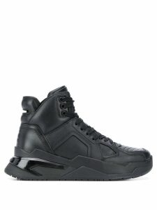 Balmain B-Ball high-top sneakers - Black