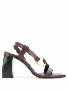 Joseph Paloma sandals - PURPLE