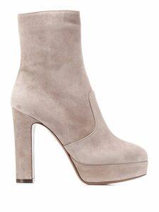 L'Autre Chose Stivaletto boots - Grey