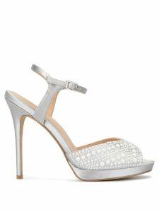Badgley Mischka Shane sandals - Silver