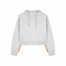 H2OFAGERHOLT Truxedo Grey Cropped Sweatshirt