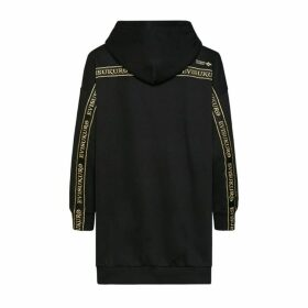 Evisu Embroidery Tape Long Zip Hoodie