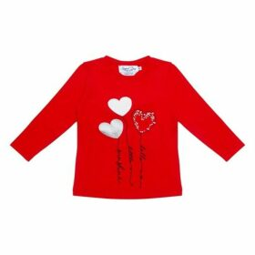 Special Day Heart Long Sleeve Top