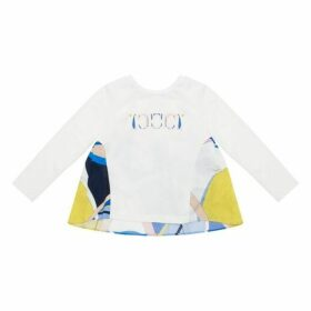 Emilio Pucci Abstract Logo Top