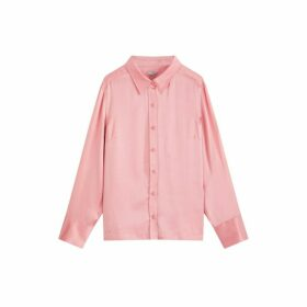 Jigsaw Silk Satin Shirt