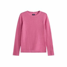 Jigsaw Cloud Cashmere Crewneck Jumper
