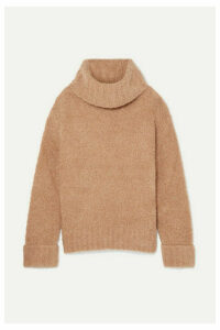 Adam Lippes - Merino Wool-blend Turtleneck Sweater - Camel