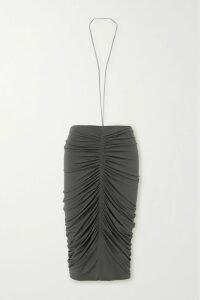 Adam Lippes - Merino Wool-blend Turtleneck Sweater - Camel