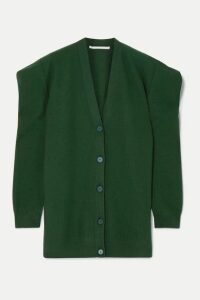 Stella McCartney - Wool-blend Cardigan - Green