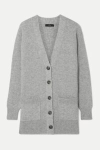 J.Crew - Stretch-knit Cardigan - Gray