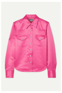 Acne Studios - 2002 Satin Shirt - Pink
