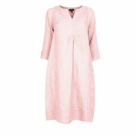 McVERDI - Oversize Shirt In Viscose With Liberty Print