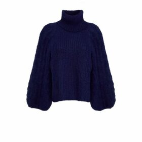 ELEVEN SIX - Nina Sweater - Navy