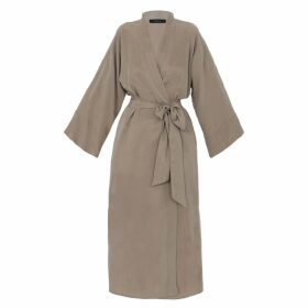 PHOEBE GRACE - Cyril Roll Neck Top in Giant Pansy Print