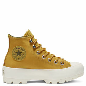 Chuck Taylor All Star Lugged Gore-Tex Waterproof Leather High Top