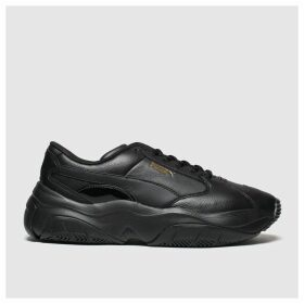 Puma Black Storm.y Trainers