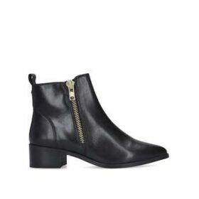 Carvela Slice - Black Ankle Boots