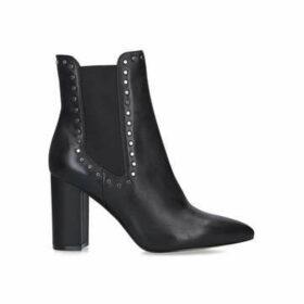 Aldo Proelia - Black Studded Block Heel Ankle Boots