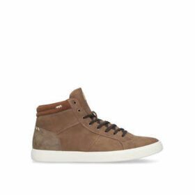 Aldo Nalewen Hi Top Sneaker - Tan High Top Trainers
