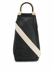 JW Anderson Wedge shoulder bag - Black